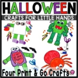 Halloween Crafts for PreK Kindergarten and First Grade