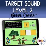 Phonemic Awareness Activity | Boom Cards