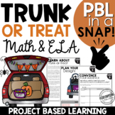 Halloween Project Based Learning | Math, Reading, Writing