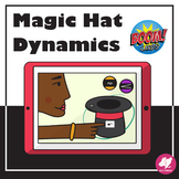 Music Distance Learning - Music Boom Cards - Magic Hat DYN