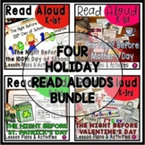 Read Aloud Book Activities Bundle for The Night Before Holiday Series