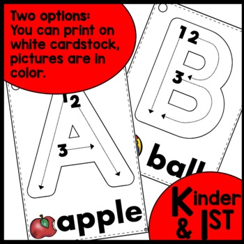 Handwriting Tool   Capital and Lower Case Letters