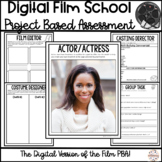 Project Based Learning   Media Literacy  Distance Learning