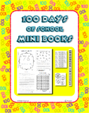 100 Days of School Mini Books ~ 100 Printable Books ~ Mone