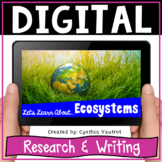 Intro to Ecosystems | Digital Learning for Google Slides