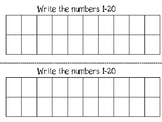 1-20 Chart