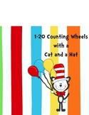 1-20 Counting Wheels for March
