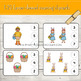 1-20 Easter Themed Counting Clipcards Activity