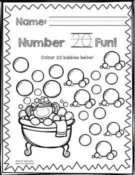 So Many Numbers: FREEBIE!