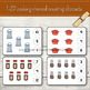 1-20 Kitchen/Cooking Themed Counting Clipcards Activity