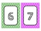 1-20 Number Flashcards