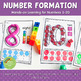 1-20 Number Formation Learning Pack
