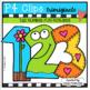 1-20 Number Fun Pictures (P4 Clips Trioriginals Clip Art)