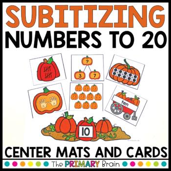 Pumpkin Number Match Game