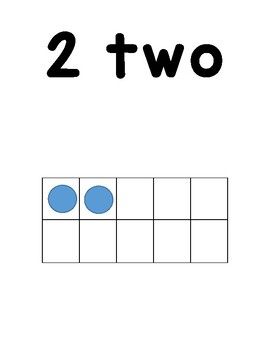 1-20: Number Recognition & Counting