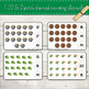 1-20 St. Patrick's Day Counting Clipcards Activity