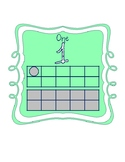 1-20 Ten Frame Cards