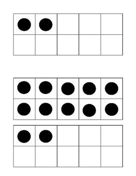 1-20 Ten Frames