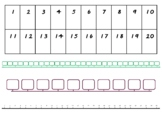 1-20 number chart