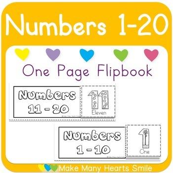 Numbers 1-20 Bundle