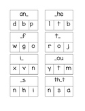 1-23 First 100 Words, Sight Words Clip Cards