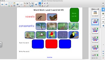 Level 1: The Ocean Level of the RAINforest Reading and Spelling Program