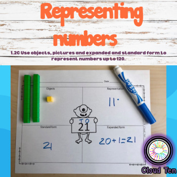 1.2C Representing numbers using standard and expanded form