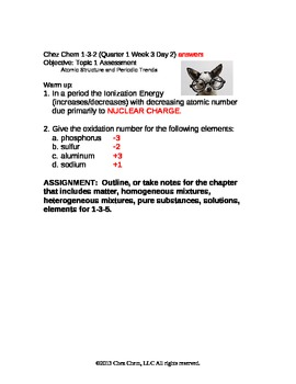 1-3-2 Quarter 1 Week 3 Day 2 answers