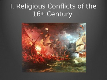 1.3 Age of Religious Wars - Presentation