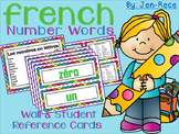 French Number Words