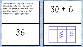 1.3A- 1st Grade Addition Sorting Task Cards