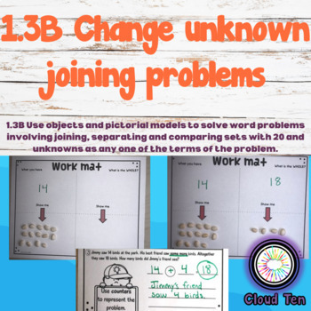 1.3B Change unknown joining problems