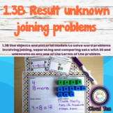 1.3B Result unknown joining problems task cards