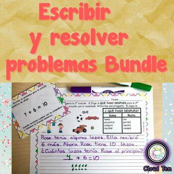 1.3F Generar y resolver problemas