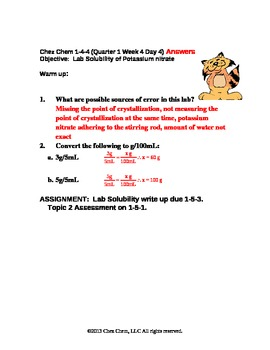 1-4-4 Quarter 1 Week 4 Day 4 answers