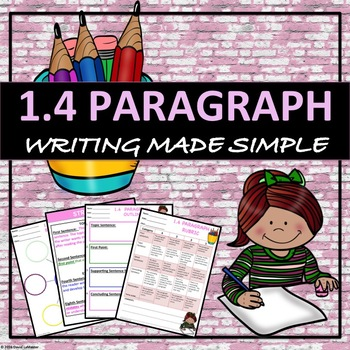 """1.4 Paragraph """"Writing Made Simple"""""""