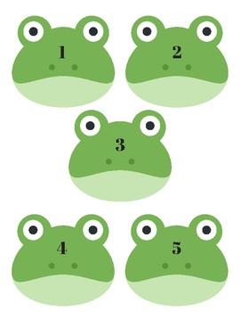 1-5 Frog Links