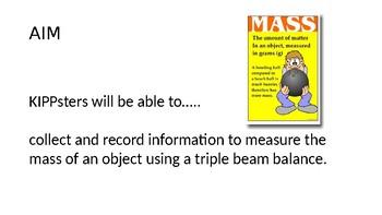 1.5 Measuring Mass