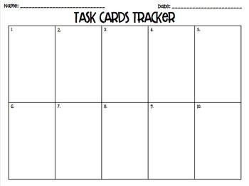 1.5A: Counting Forward and Backwards TEKS Aligned Task Cards! (Grade 1 Math)