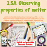 1.5A Properties of matter