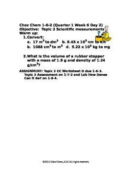 1-6-2 Quarter 1 Week 6 Day 2