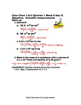 1-6-3 Quarter 1 Week 6 Day 3 answers