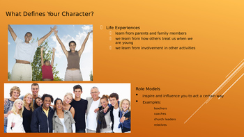1.6 Character PowerPoint