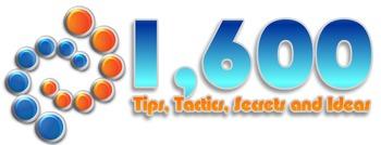 1,600 Tips, Strategies and Tactics