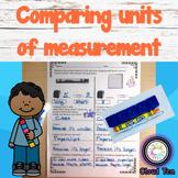 1.7C Comparing units of measurement