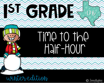 1.7E Winter Edition Time to the Half Hour