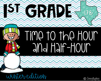 1.7E Winter Edition Time to the Hour and Half-Hour