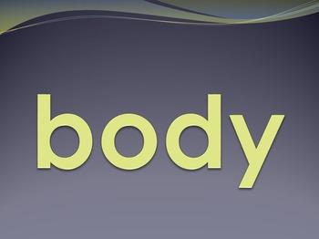 #1 - 8 Fry Words Flash Bundle - PowerPoint Slide Show - SMARTBoard