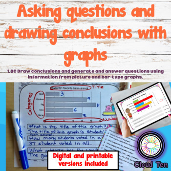 1.8C Draw conclusions and generate and answer questions from graphs