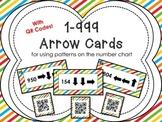 1-999 Arrow Cards